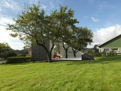 Slice - Saunders Architecture - Norway - Exterior - Humble Homes