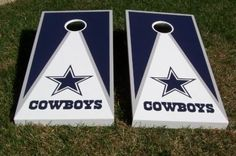 dallas cowboys cornhole boards | newest dallas cowboys boards
