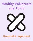 NOCCR Knoxville is currently enrolling healthy volunteers age 18-50 for a clinical research study testing an investigational medication. Volunteers must be willing to stay overnight in the study center for 4 days and 3 nights and complete one follow up visit and one follow up phone call. Follow this Liink to see if you qualify for study related travel compensation; http://volresearch.com/study/healthy-volunteers-age-18-50/