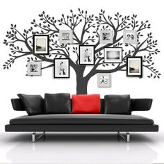 Hey, I found this really awesome Etsy listing at https://www.etsy.com/listing/183188208/tree-wall-decal-family-tree-vinyl-tree