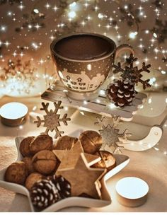 Merry Christmas To You, Elegant Christmas, Christmas And New Year, Winter Christmas, Christmas Themes, Christmas Cookies, Christmas Crafts, Xmas, Carol Of The Bells