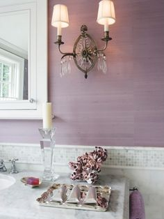 Everything Fabulous: Color Inspiration: Soft Smokey Lavender