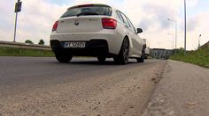 BMW M135i xDrive launch control, exhaust   ExoticCars.pl