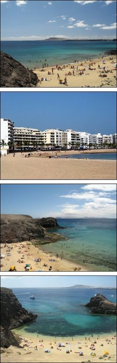 Lanzarote... 24th March - 1st April 2012 :)