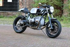 BMW R100R Cafe Racer by Kingston Custom #motorcycles #caferacer #motos | caferacerpasion.com