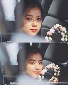 "2,115 Likes, 6 Comments - BLACKPINK JISOO (김지수) (@blackpink.jisookim) on Instagram: ""Jisoo leaves SBS INKIGAYO © blingu96  . Jisoo is beautiful and etheral i just.. i dont know what…"""