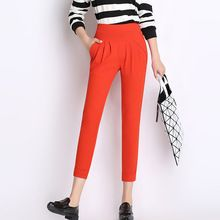 Women Summer Pencil Pants 2016 Ladies Ol Solid Leisure Harem Trousers Slim Candy Color Stretch Office Pants Capris Plus Size 4XL     Tag a friend who would love this!     FREE Shipping Worldwide     #Style #Fashion #Clothing    Buy one here---> http://www.alifashionmarket.com/products/women-summer-pencil-pants-2016-ladies-ol-solid-leisure-harem-trousers-slim-candy-color-stretch-office-pants-capris-plus-size-4xl/