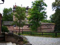 Historischer Ortskern von Nürnberg-Mögeldorf.