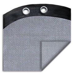 Pro-Mesh XL Silver Winter Cover for Round Above Ground Swimming Pools