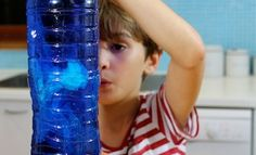 Make A Jellyfish In A Bottle | Science Experiments | Kids Activities