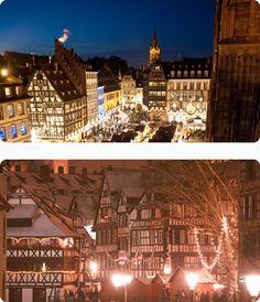 Noël à Strasbourg. Et si vous rêviez de Noël dès aujourd'hui ?  Le marché de Noël 2012 aura lieu du 24 novembre au 31 décembre 2012  Le pré-programme Noël 2012 est disponible !
