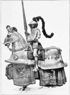 Google Image Result for http://chestofbooks.com/arts/ancient/Older-Spain-Arts-And-Crafts/images/Jousting-Harness-Of-Charles-The-Fifth-Royal-Armoury-Madrid.jpg