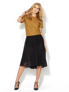 Veranica Skirt by San & Soni at Gilt