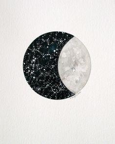 Natasha Newton - Moon and Stars