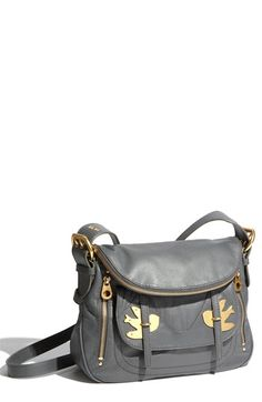 MARC BY MARC JACOBS 'Petal to the Metal - Natasha' Flap Crossbody Bag