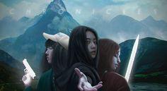 Chronicles, dong hwan kim on ArtStation at https://www.artstation.com/artwork/A4oWo