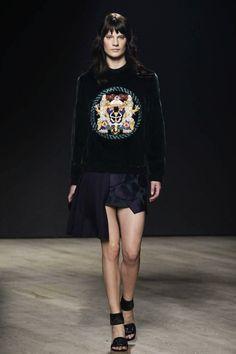 Mary Katrantzou Ready To Wear Fall Winter 2014 London - NOWFASHION