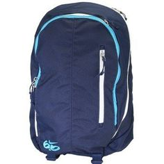 NIKE 6.0 Backpack Bagpack Carry All Bag Navy Blue Nike