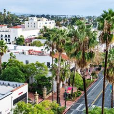 Happy New Year! Is buying or selling a home on your list of goals for 2015? If so, let's talk. ➡️SantaBarbaraBrokers.com (photo is a cloudy, but still breathtaking, shot of State Street, downtown Santa Barbara, and a peek of the ocean from the offices of #SantaBarbaraBrokers) #SantaBarbaraBrokers #SantaBarbara #Realtors #Montecito #Breathtaking