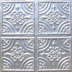 Cheape Decorative Plastic Ceiling Tile #205 Silver Tin Ul Rated Can Be Glue on Any Flat Surfase,fleur De Lis Ceiling Tiles. by ceiling,decorative tile,cheap tile,afordable tile, http://www.amazon.com/dp/B00319HRBC/ref=cm_sw_r_pi_dp_pZy-rb0807SJK