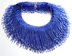 Seed Bead Necklace, Seed Beads, Beaded Necklace, Necklaces, Beaded Collar, Beaded Jewelry Patterns, Beadwork, Loom, African