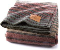 REI - Pendleton Blanket - Wool - Hemrich Stripe