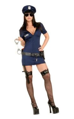 Halloween Costume!!:$20.87 - $62.01 Don't miss OUT!!! on Officer Frisky Costume by Rubie's Costume Co