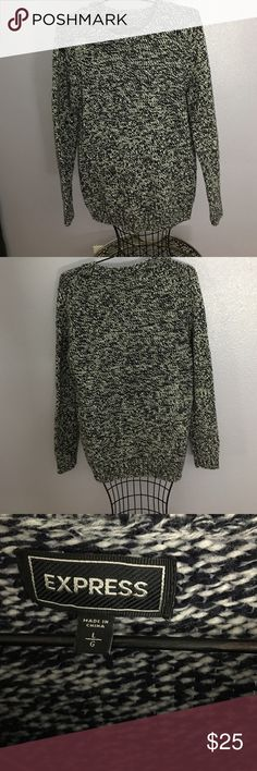 Sweater. Size L. Nice sweater. Size L. Express Sweaters