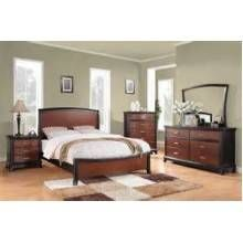 Josephina Collection Bed Set Cherry/Mocha (NEW!) - $493  Contact Jay Kemp for additional information and questions regarding warranty.  Like us on Facebook for specials that we have going on and for additional information on products check us out at http://www.knoxfamilyfurniture.net