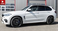 Power's 750 PS BMW X5 M Is Meant To Rule The Streets