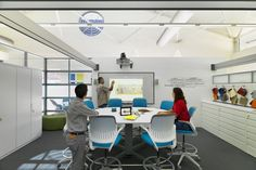 Total Office Showroom, Trinidad & Tobago » Retail Design Blog