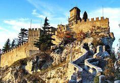Prima Torre Guaita, San Marino (San Marino)