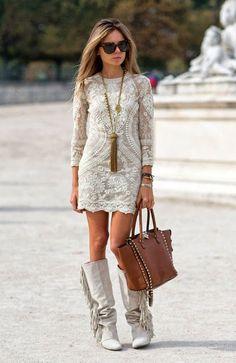 C'est Chic: Street Style: Paris Fashion Week Spring 2014.