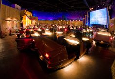 sci-fi dine-in theater disney's hollywood studios