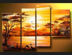 Cuadros para decorar tu casa