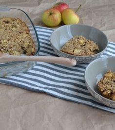 Gebakken Havermout met Appel en Kaneel - Blij Suikervrij