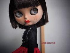 """OOAK Custom Blythe by Another Blythe : """"Mira"""""""