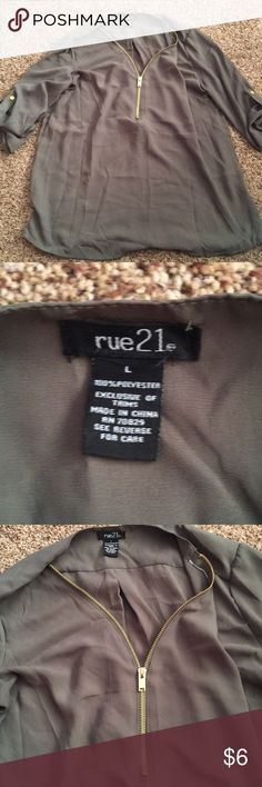 Rue 21 too Never worn! Rue 21 Tops Blouses