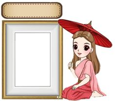 Disney Characters, Fictional Characters, Frames, Disney Princess, Flowers, Gifts, Presents, Frame, Favors