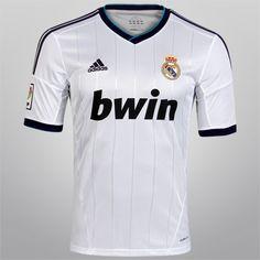 Adidas 2012 / 2013 - Real Madrid Home
