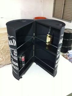 Tonel Tambor Bar Exclusivo - R$ 698,00 em Mercado Livre