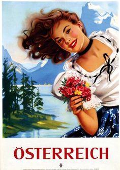 Österreich - 1950's -