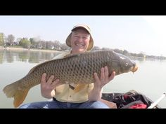 Easy Carp Fishing Tips - Simple Bite Detection Tips and Huge Carp Catching Action - YouTube