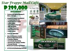 SimpleSite.com - Editing Food Cart Franchise, Frappe, Something To Do, Ph