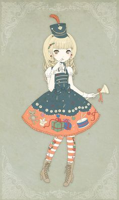 The best of the best! Featured work is picked carefully by the mods. All work here is considered to be great representations of lolita fashion.