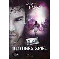 """""""KGI - Blutiges Spiel"""" von Maya Banks Maya Banks, Thriller, Kgi, Band, Movie Posters, Movies, New York, Author, Third Child"""