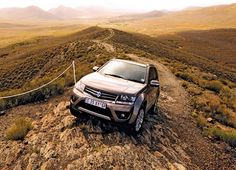 Words and pictures by Grant Spolander. Off Road Test: Suzuki Grand Vitara manual. Adventure Magazine, Grand Vitara, Prado, Getting Out, Cars And Motorcycles, Offroad, Geo, Swift, Samurai