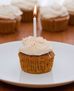 Birthday Party Ideas: Healthy 1st Birthday Cake Recipe for Baby - Carrot Cake