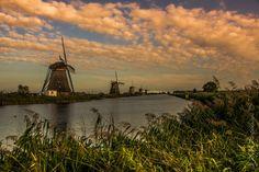 https://flic.kr/p/N7uEwS | Kinderdijk Holland | en.wikipedia.org/wiki/Kinderdijk