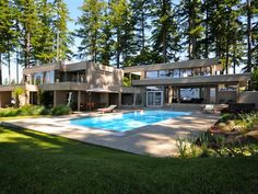 Luxury redefined. All of the finest elements that the #ComoxValley has to offer are rolled into one in this gorgeous architecturally designed home sitting high on the hill on sought after Moore Road. Enjoy expansive views of the Beaufort Mountain Range Comox Glacier and Baynes Sound from every room in the home. The original part of the house features breath taking views through floor to ceiling windows capturing the pristine natural beauty bringing the outside in while bathing the home in…